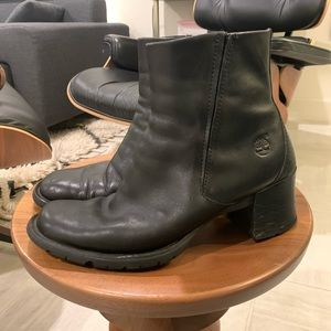 Vintage Timberland Leather Boots
